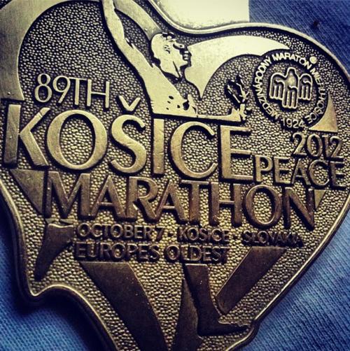 Tréning na môj prvý maratón | Môj verejný zápisník | Michal Truban | Blog