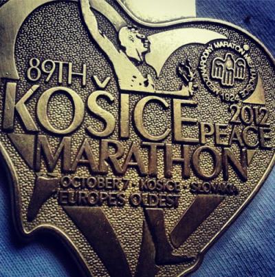 Tréning na môj prvý maratón