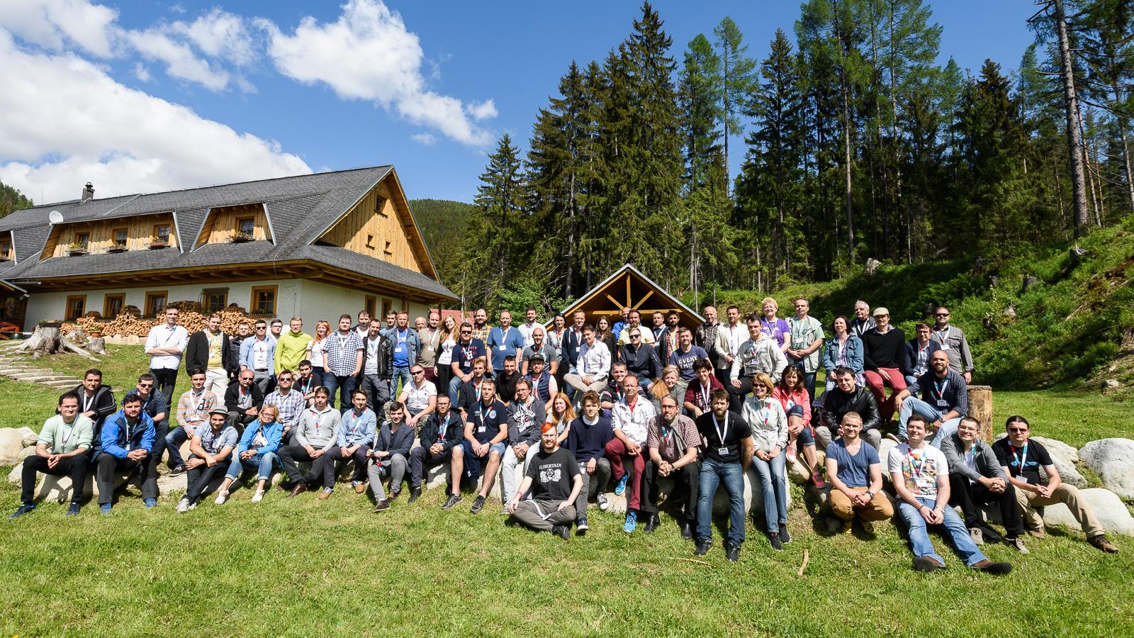 Chata dobrovoľníkov | Progresívne Slovensko | Michal Truban | Blog