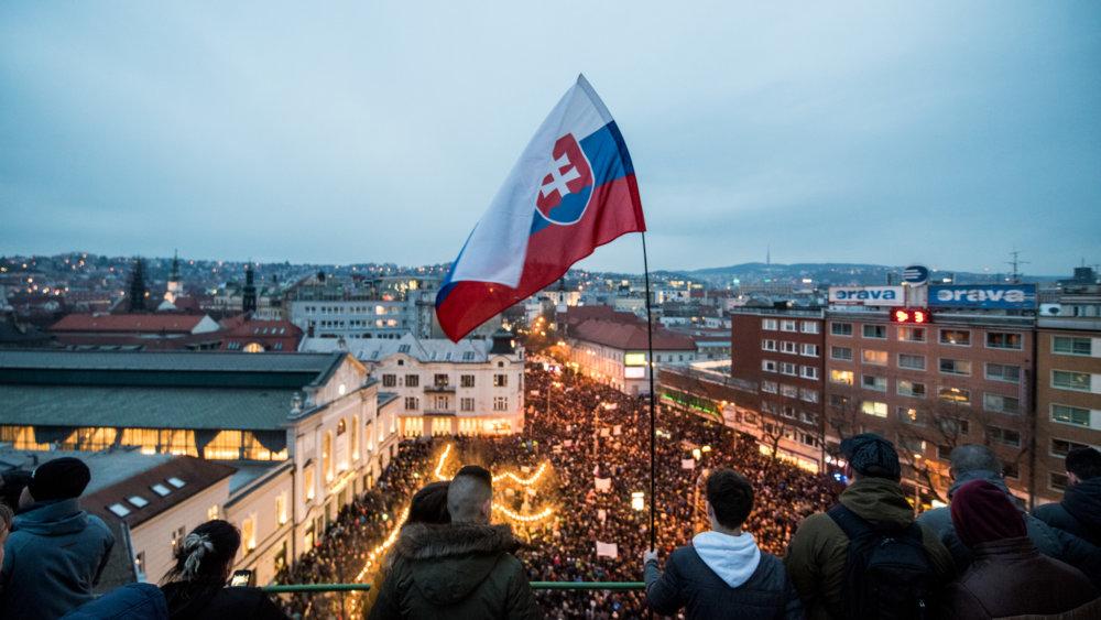 (foto: michal lukac) Sila, ktorá zmení Slovensko | Za slušné Slovensko | Michal Truban | Blog