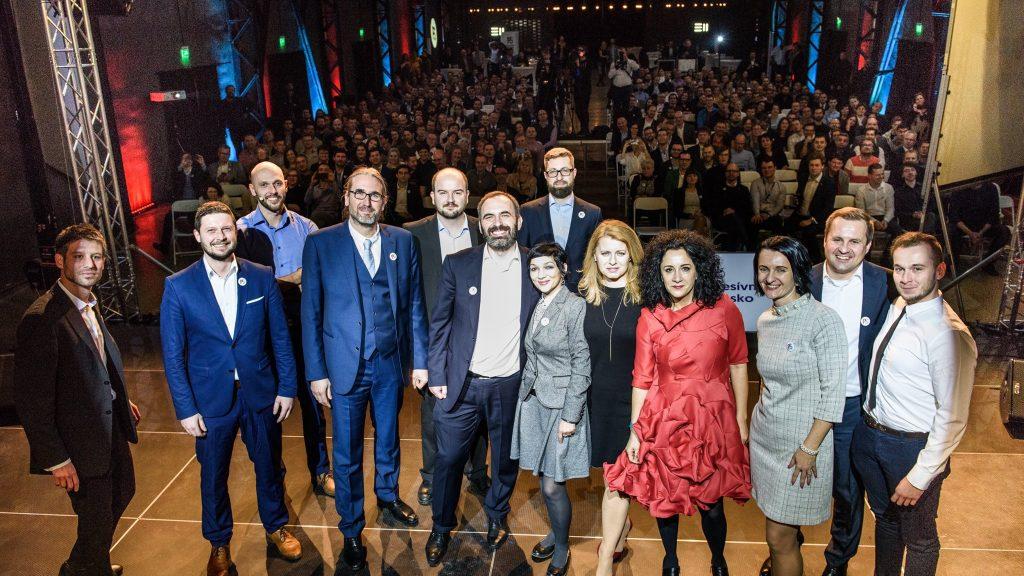 My sme hnutie zmeny | Progresívne Slovensko