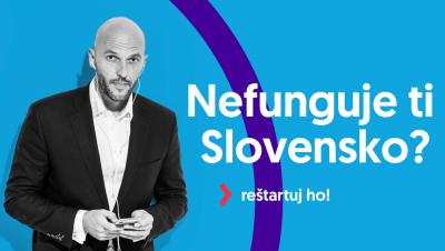 Radikálne digitálne. Reštartuj Slovensko!