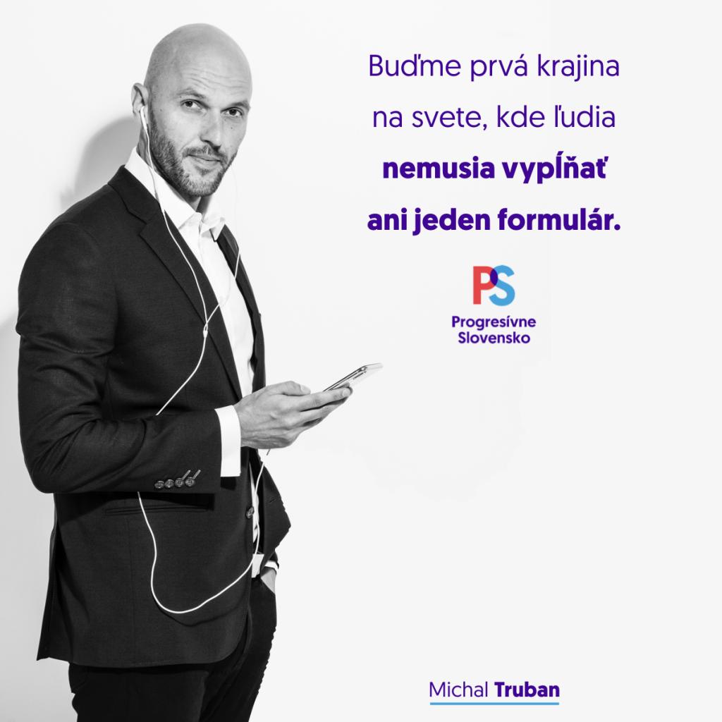 Radikálne digitálne. Reštartuj Slovensko! | Michal Truban | truban.sk