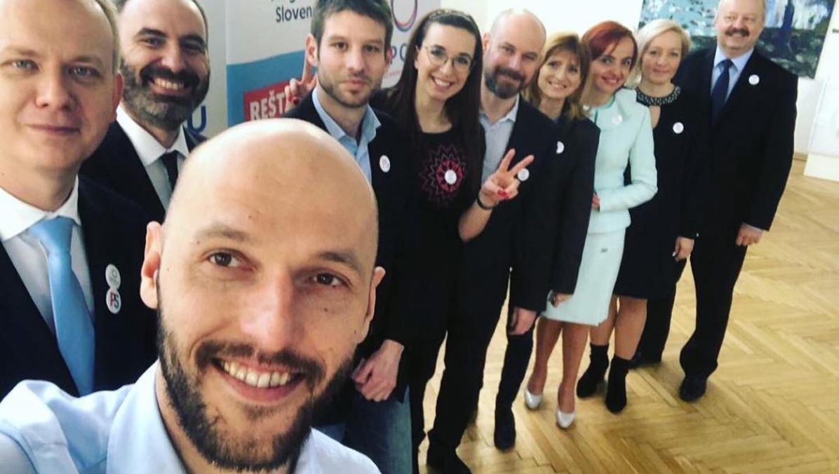 Prečo som za koalíciu PS a Spolu do eurovolieb? | Michal Truban